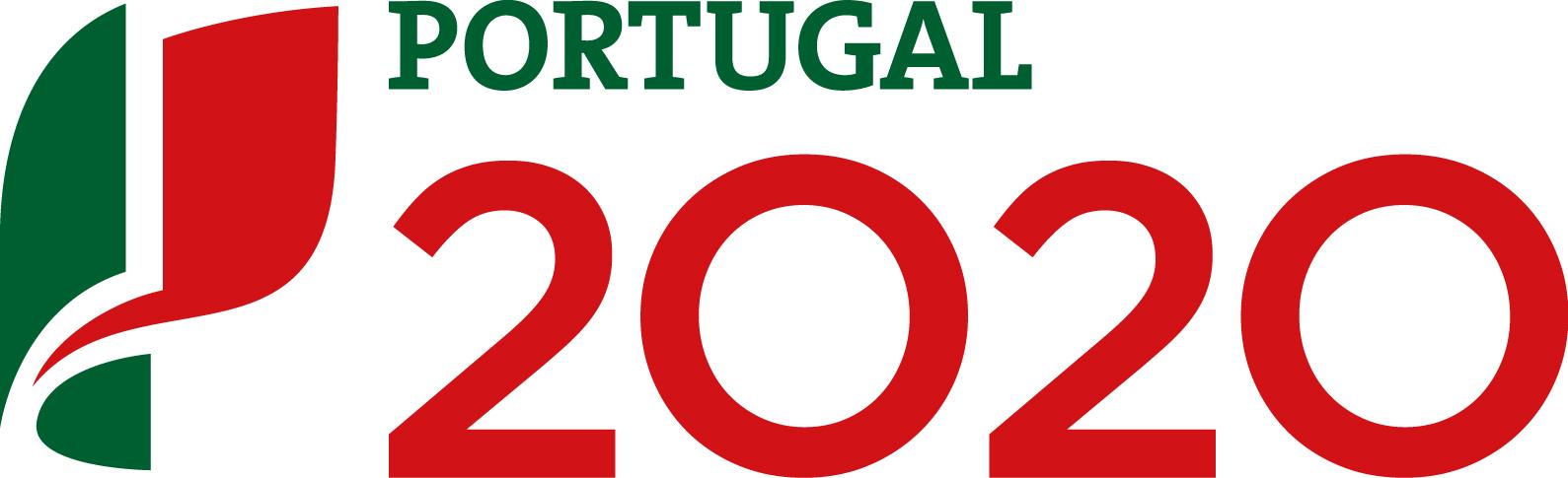 logo portugal 2020 cores fundos europeus